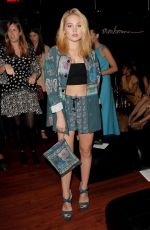 KELLI BERGLUND at Wolk Morais Collection 3 Fashion Show in Los Angeles 05/24/2016