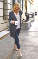 KELLY RIPA Out and About in New York 05/16/2016