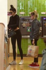 KENDALL JENNER and HAILEY BALDWIN Shopping at a Store in Beverly Hills 05/29/2016
