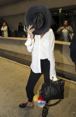 KENDALL JENNER at Airport in Washington 04/29/2016
