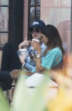KENDALL JENNER at Beverly Glen Deli in Bel-Air 05/28/2016