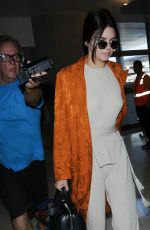 KENDALL JENNER at Los Angeles International Airport 05/10/2016