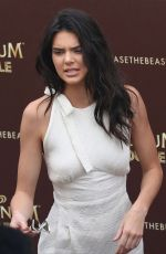 KENDALL JENNER at Magnum Beach Photocall 2016 Cannes Film Festival 05/12/2016
