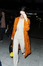 KENDALL JENNER at Nice Airport 05/11/2016