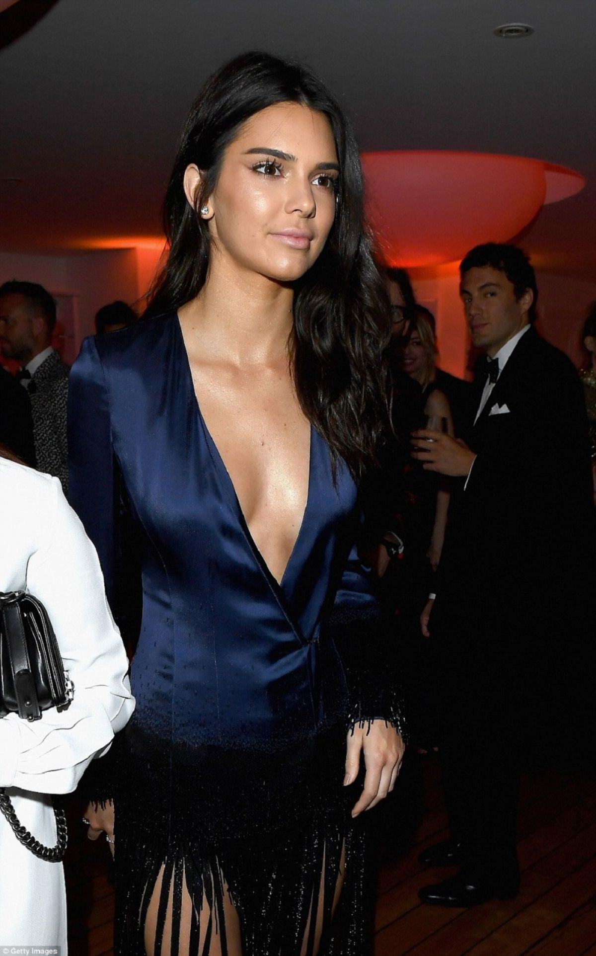 KENDALL JENNER at Vanity Fair & Chopard After-party in Cannes 05/14/2016