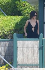 KENDALL JENNER in Bikini at Pool at Eden Roc in Cannes 05/14/2016