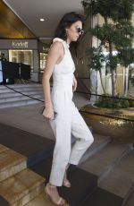 KENDALL JENNER Leaves Her Hotel in Cannes 05/12/2016