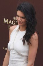KENDALL JENNER Unveiled as New Magnum Global Ambassador in Cannes 05/12/2016