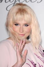 KESHA SEBERT at Humane Society of the United States to the Rescue Gala in Hollywood 05/07/2016