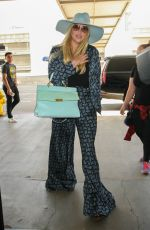 KESHA SEBERT at Los Angeles International Airport 05/20/2016