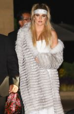 KHLOE KARDASHIAN at Nobu in Malibu 05/26/2016