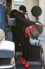 KHLOE KARDASHIAN Leaves Epione in Beverly Hills 05/02/2016