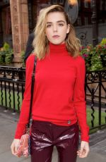 KIERNAN SHIPKA at Lady Dior Party in London 05/30/2016