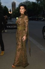 KIM KARDASHIAN at Vogue 100th Anniversary Gala Dinner in London 05/23/2016