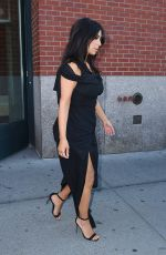 KIM KARDASHIAN Leaves Her Partment in New York 05/16/2016