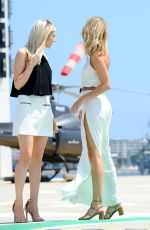 KIMBERLEY GARNER Arrives in Cannes 05/18/2016