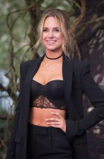 KIMBERLEY GARNER at Alice Through the Looking Glass Premiere in London 05/10/2016