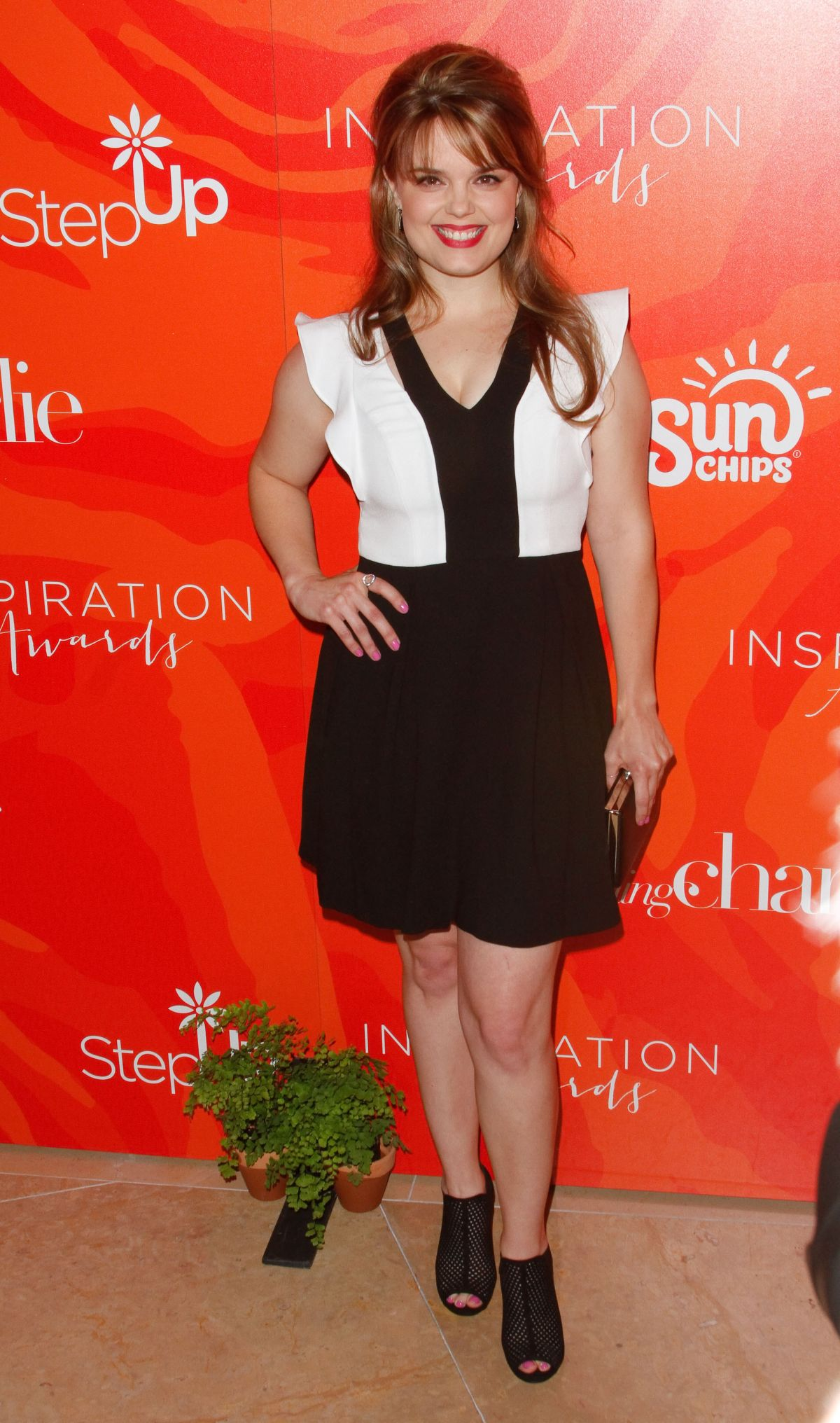KIMBERLY J. BROWN at 13th Annual Inspiration Awards to Benefit Step Up in Beverly Hills 05/20/2016