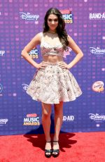 KIRA KOSARIN at 2016 Radio Disney Music Awards in Los Angeles 04/30/2016