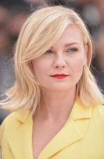 KIRSTEN DUNST at Jury Photocall at 69th Cannes Film Festival 05/11/2016
