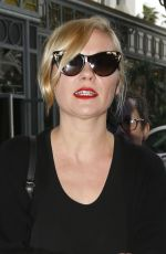 KIRSTEN DUNST Out in Cannes 05/09/2016