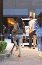 KOURTNEY KARDASHIAN Out in Beverly Hills 05/25/2016