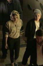 KRISTEN STEWART and ALICIA CARGILE Noght Out in Cannes 05/15/2016