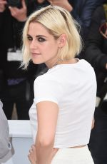 KRISTEN STEWART at 'Cafe Society' Photocall at 2016 Cannes Film Festival 05/11/2016