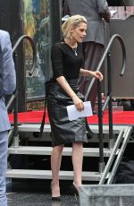KRISTEN STEWART at Jodie Foster