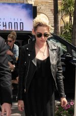 KRISTEN STEWART Out and About in Cannes 05/12/2016