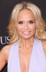 KRISTIN CHENOWETH at 'Rebel with a Cause' Gala in Los Angeles 05/11/2016
