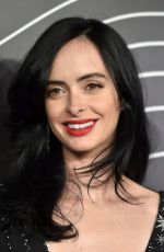 KRYSTEN RITTER at 20th Annual Webby Awards in New York 05/16/2016