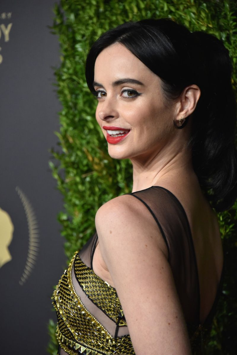 KRYSTEN RITTER at 75th Annual Peabody Awards in New York ...