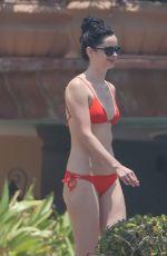 KRYSTEN RITTER in Bikinis at a Beach in Mexico 05/08/2016