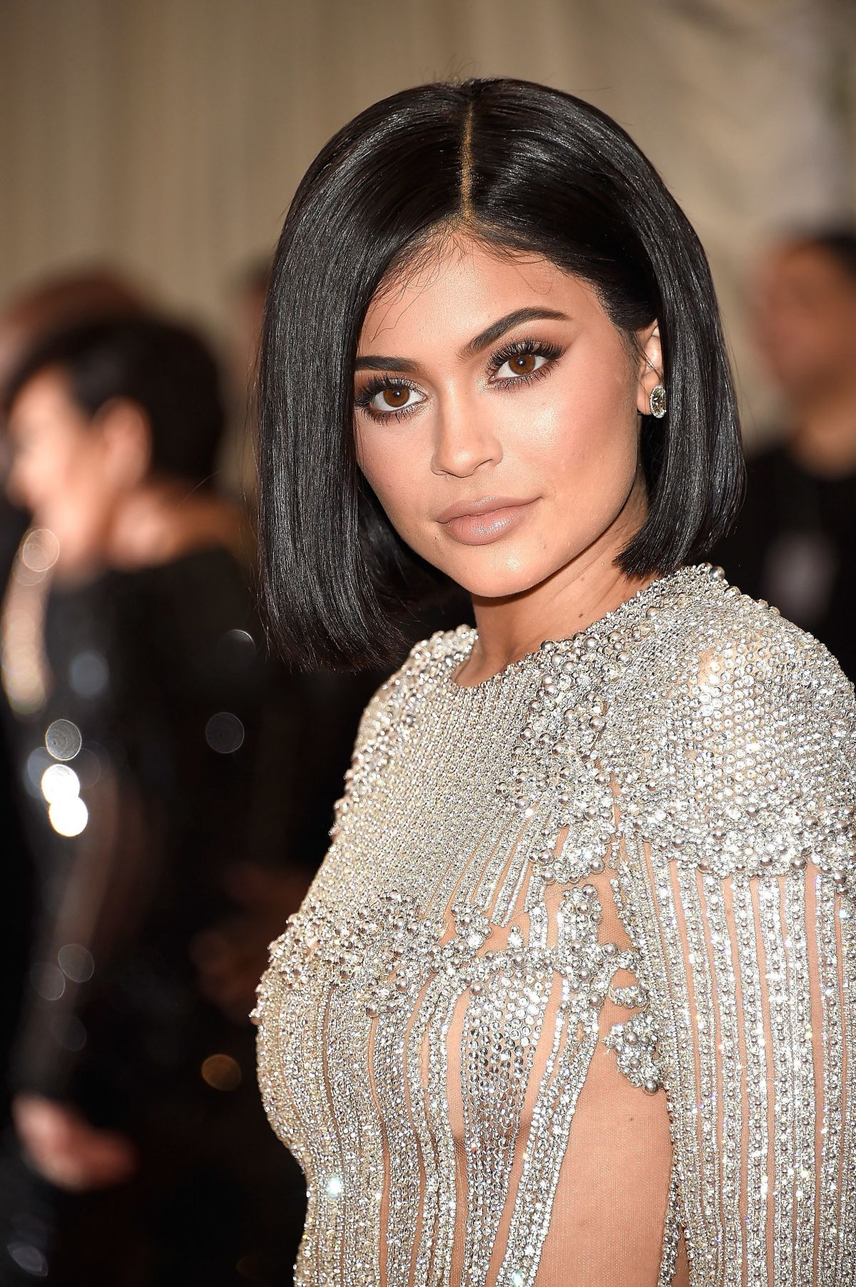 KYLIE JENNER at Costume Institute Gala 2016 in New York 05/02/2016