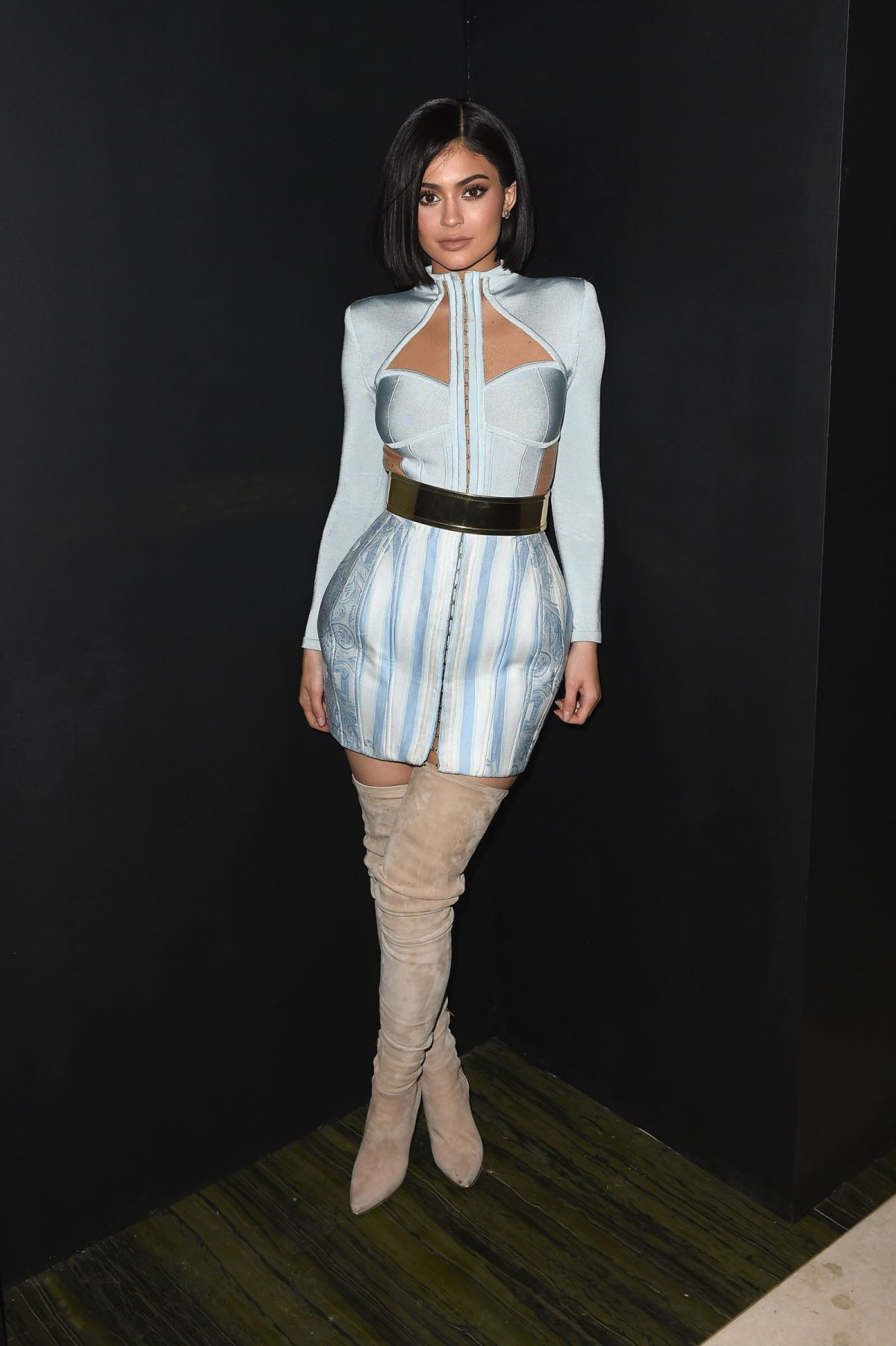Kylie Jenner At Met Gala After Party In New York 05 02