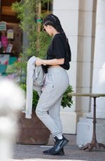 KYLIE JENNER Out and About in Calabasas 05/04/2016