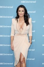 KYLIE RICHARDS at NBC/Universal Upfront Presentation in New York 05/16/2016