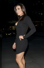 KYM MARSH Leaves Alison King Leaving Party 05/06/2016