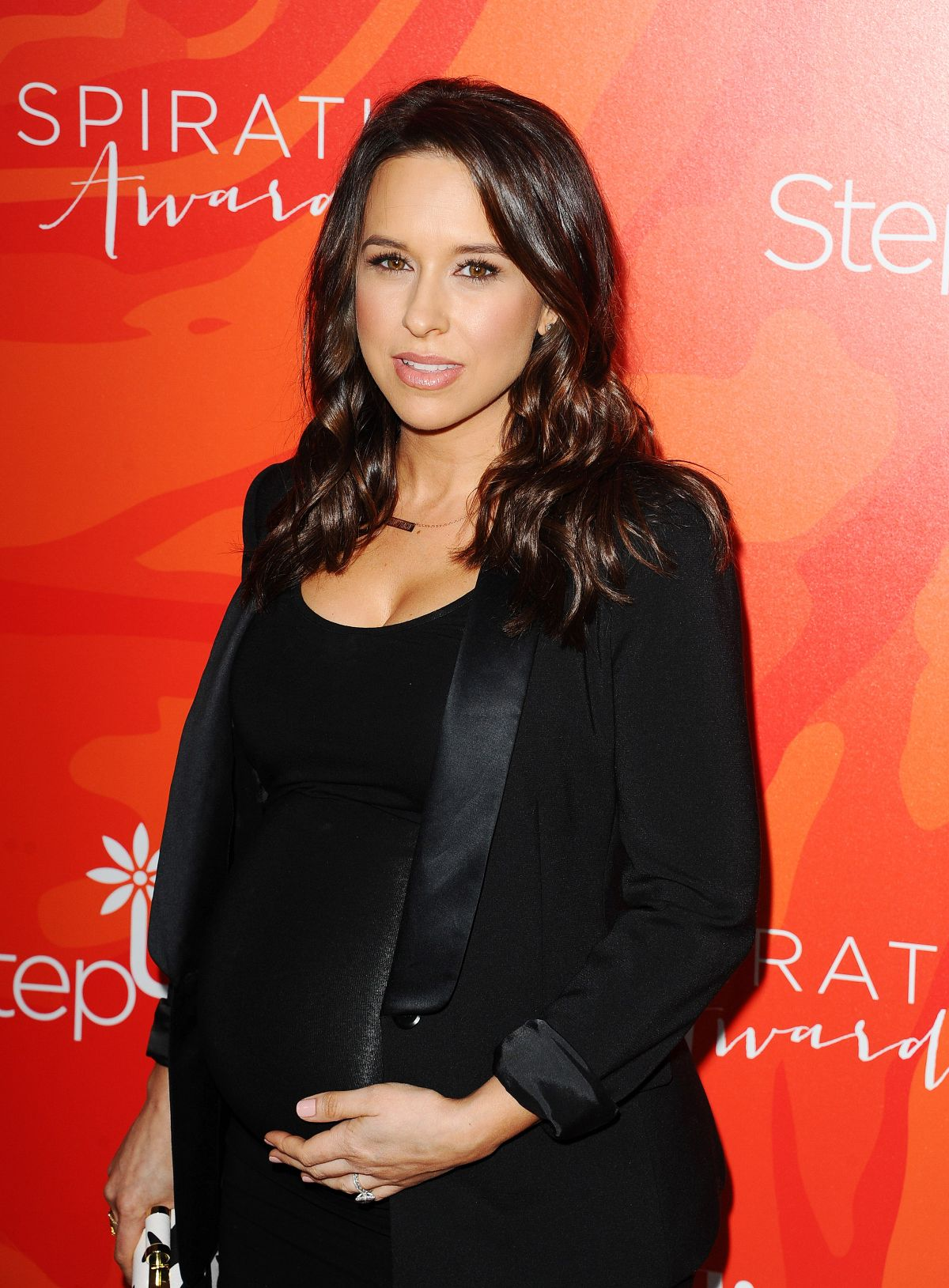 LACEY CHABERT at Step ...