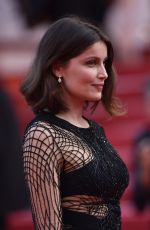 LAETITIA CASTA at 'The Unknown Girl' Premiere at 69th Annual Cannes Film Festival 05/18/2016