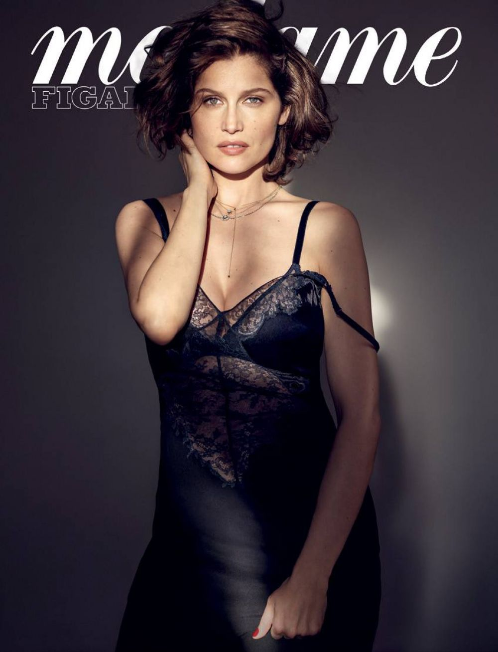 LAETITIA CASTA in Madame Figaro Magazine, May 2016 Issue