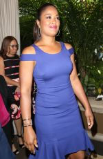 LAILA ALI  at Four Seasons Hotel in Beverly Hills 05/15/2016