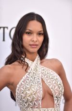 LAIS RIBEIRO at Amfar's 23rd Cinema Against Aids Gala in Antibes 05/19/2016
