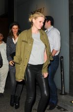 LARA STONE at Nobu Restaurant in London 05/25/2016