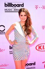 LAURA MARANO at 2016 Billboard Music Awards in Las Vegas 05/22/2016