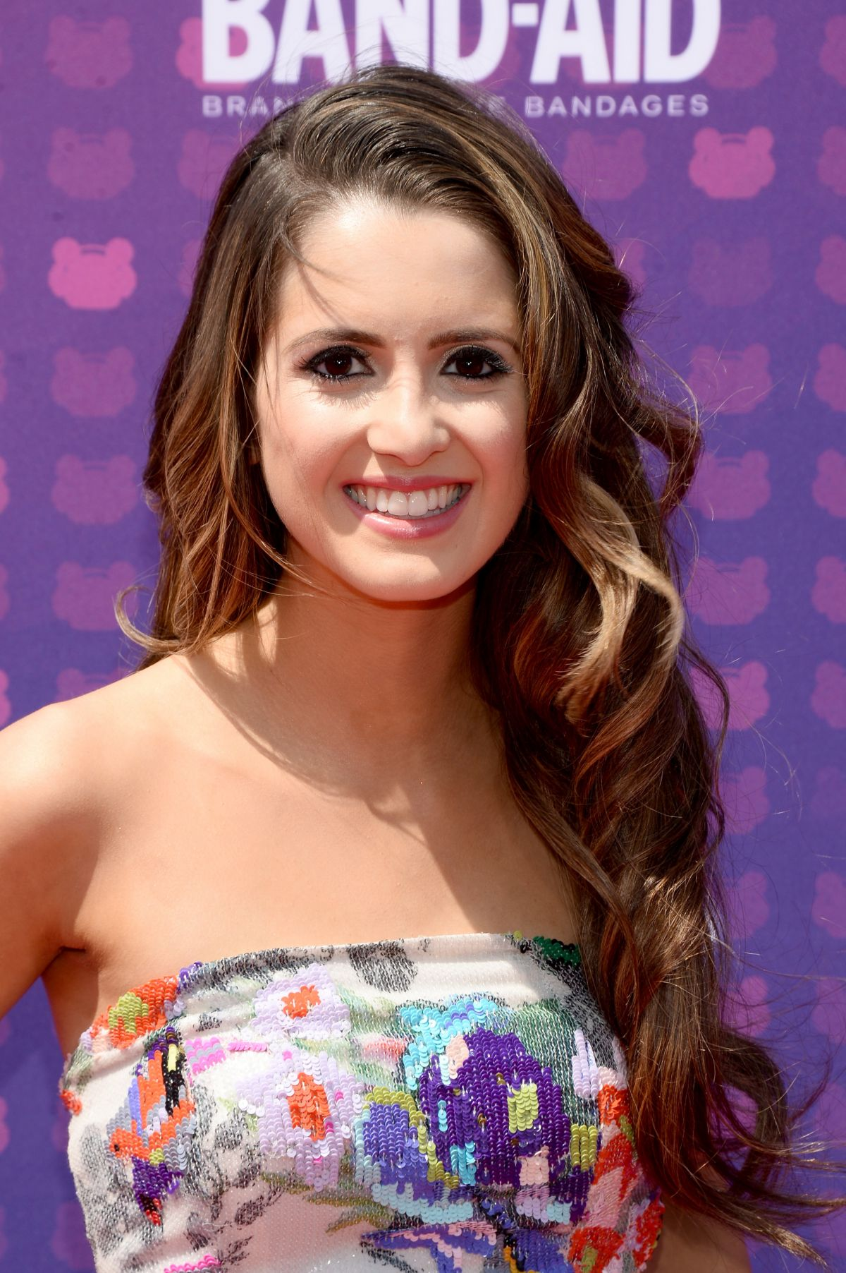 LAURA MARANO at 2016 Radio Disney Music Awards in Los Angeles 04/30/2016