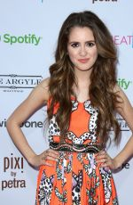 LAURA MARANO at Tigerbeat Magazine Launch Party in Los Angeles 05/24/2016