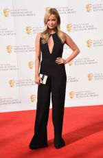 LAURA WHITMORE at House of Fraser British Academy Television Awards 05/08/2016