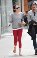 LAUREN COHAN Out and About in Beverly Hills 05/16/2016
